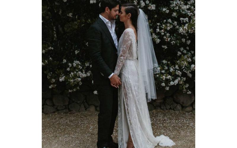 Romantic Byron Bay, Australia Wedding at Deux Belettes