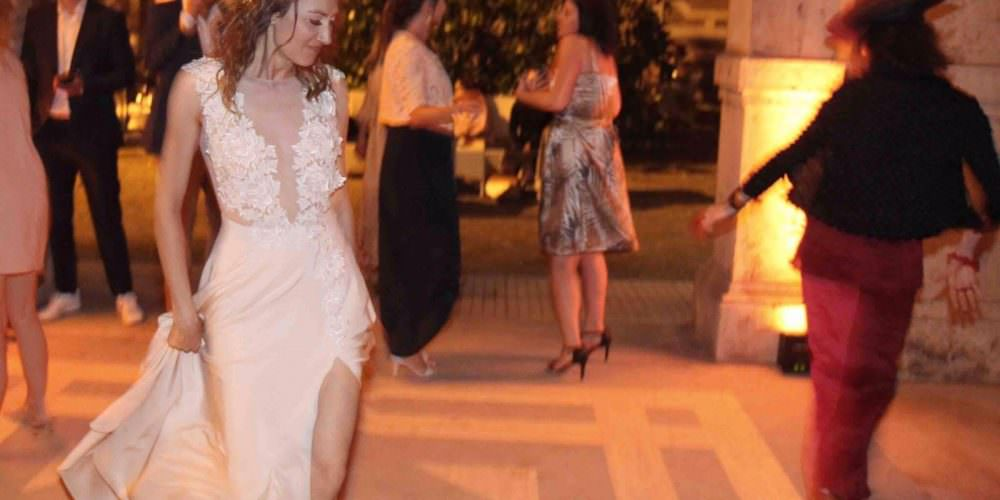 Caterina's Wedding in Tuscany