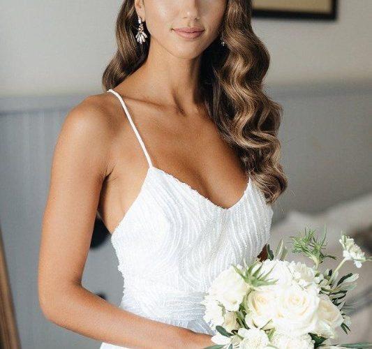 Shannon's Beautiful Dress